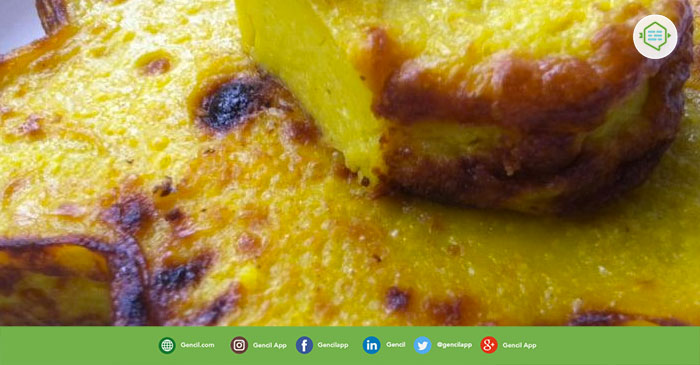 Kue Bingke Kuliner Manis Khas Pontianak