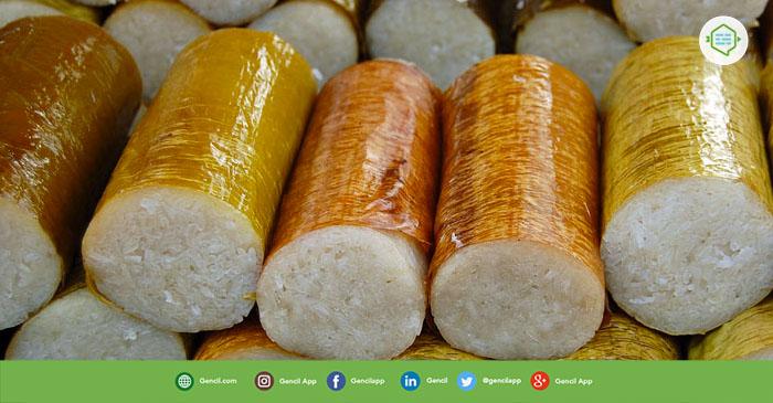 Nasi Lemang Suku Dayak Kalimantan Barat yang Lezat