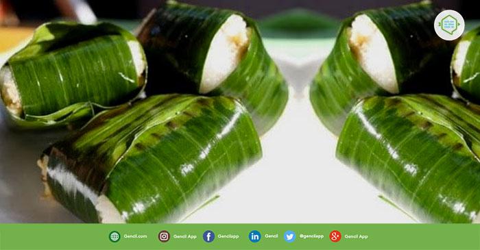 Jimut, Kue Tradisional dari Masyarakat Dayak Mualang