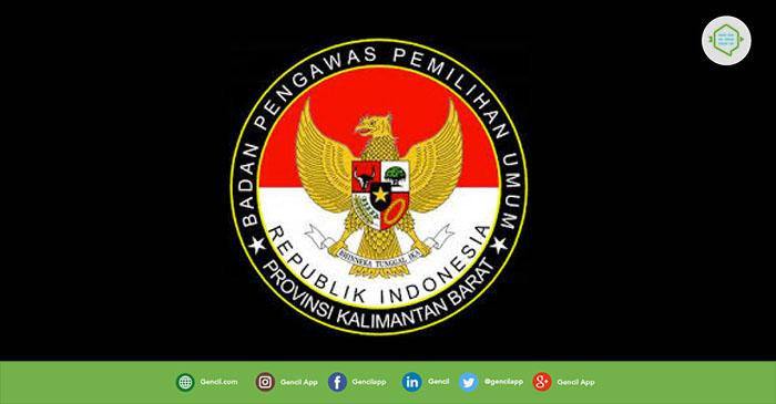 42 Panitia Pengawas Pemilu Dilantik oleh Ketua Bawaslu