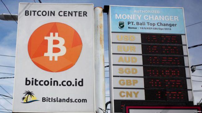 Indonesia Selidiki Penggunaan Bitcoin di Bali
