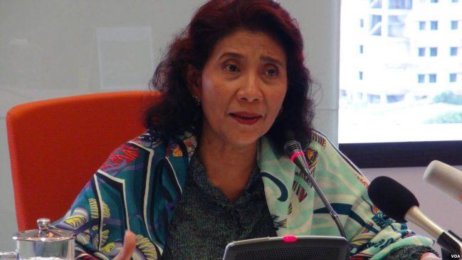 Menteri Susi Bentuk Satgas untuk Atasi Cantrang