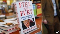 'Fire and Fury' Mungkin Diangkat ke Layar Kaca