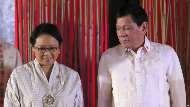 Kerjasama Indonesia dan Filipina untuk Tumpas Ancaman ISIS