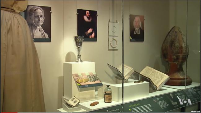 Museum Sejarah AS Tampilkan Peran Agama dalam Pembentukan dan Perkembangan Amerika