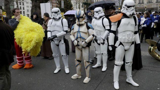 'Star Wars: The Last Jedi' Tahan Laju 'Jumanji' pada Liburan Tahun Baru