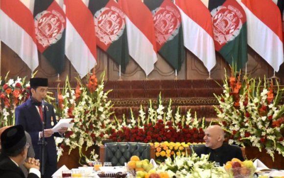 Indonesia Mendukung Perdamaian Di Afghanistan