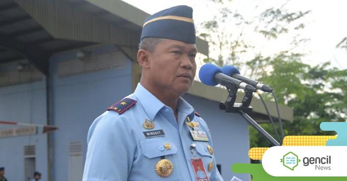 Danlanud Bersyukur Pada Tahun 2017 TNI AU Berhasil Wujudkan Zero Accident