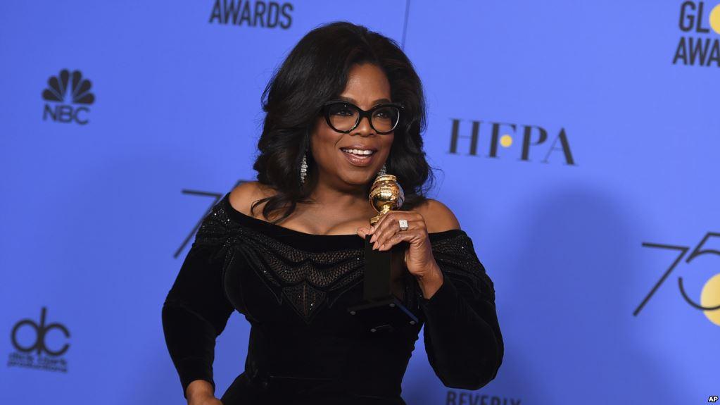 Ajang Golden Globe Sarat Muatan Politik