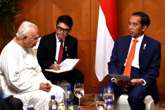 Tingkatkan Kerja Sama Ekonomi dengan Sri Lanka