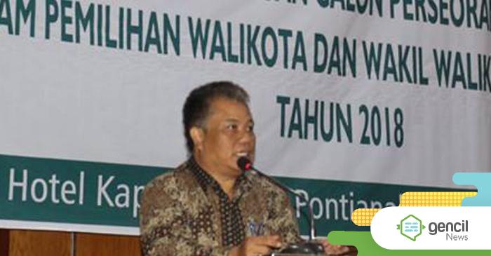 KPU Pontianak Tegaskan Setiap Bapaslon Untuk Lengkapi Syarat Sebelum Pencalonan