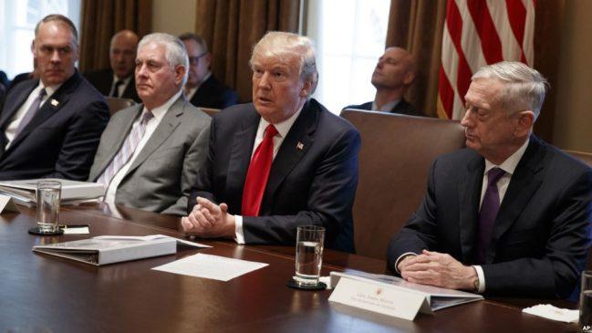 Presiden Amerika Donald Trump mengisyaratkan kesediaan untuk berkompromi  dalam beberapa isu imigrasi