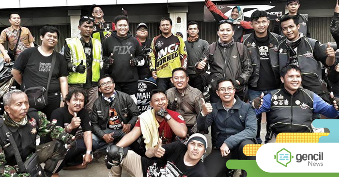 Nikmati Touring Bersama YNCI Dan Jalin Silaturahmi Ke Negara Tetangga