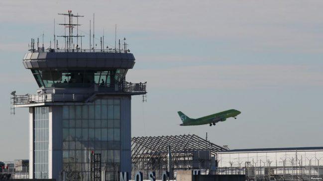 Kecelakaan Pesawat Rusia Dekat Moskow, 71 Orang Tewas