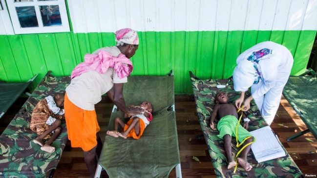 Pemerintah Nyatakan Krisis Kesehatan Papua Terkendali