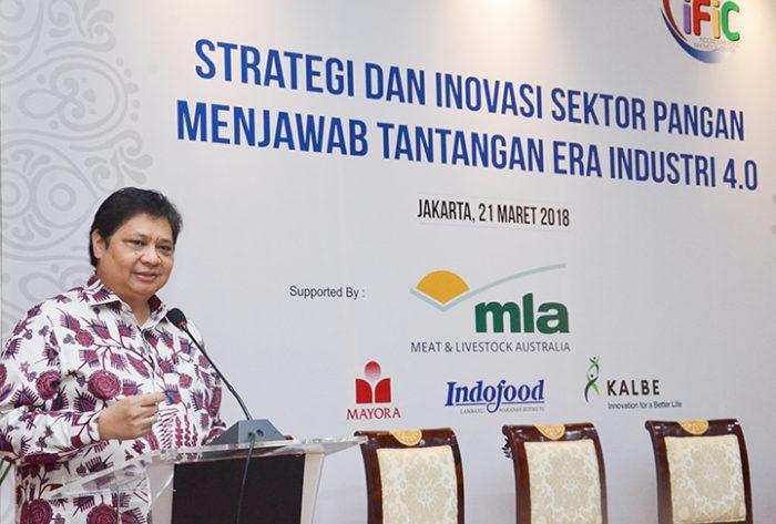 Sektor Mamin Jadi Percontohan Implementasi Industry 4.0