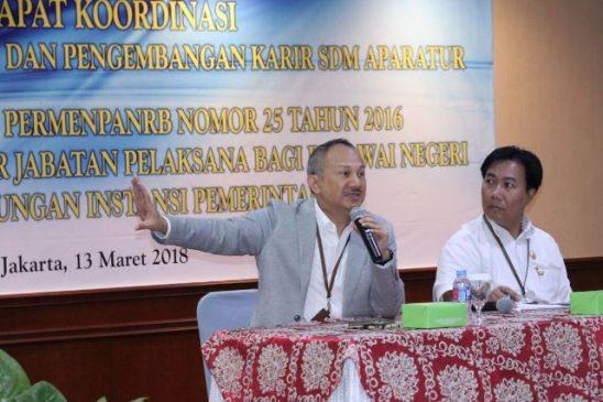 Pemerintah akan Revisi Nomenklatur Jabatan Pelaksana PNS