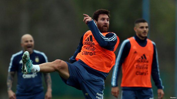 Pelatih Argentina: Tidak Bisa Mengajari Messi Hal Baru