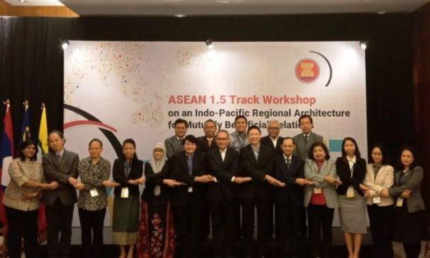 ASEAN Berkomitmen Perkuat Kerja Sama Indo-Pasifik