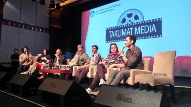 Kemendikbud Ajak Masyarakat Tonton Film Indonesia di Bulan Film Nasional
