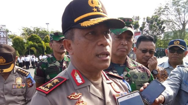 Kamtibmas Kalbar Didominasi 'Transnational Crimes'