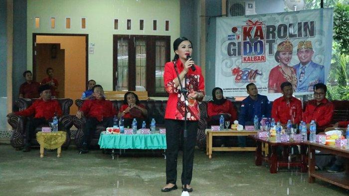 Karolin Peduli Dengan Kesejahteraan Guru Honorer di Kalbar