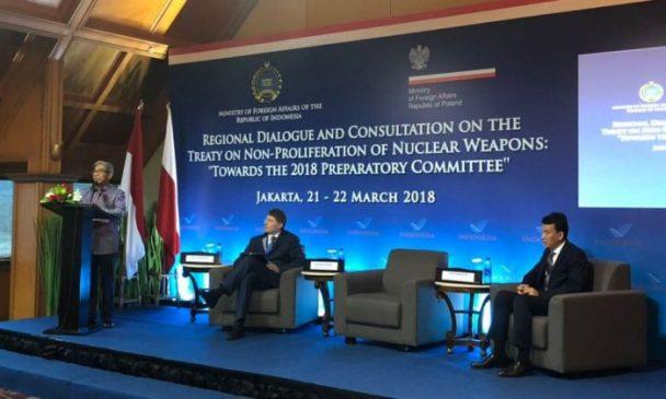 Pentingnya Perlucutan Senjata Nuklir di Kawasan Asia Pasifik