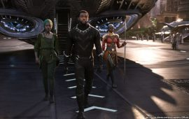 'Black Panther' Saingi Rekor Box Office 'Titanic'
