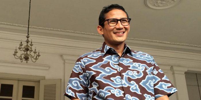 Sandiaga buka-bukaan soal Anies digadang jadi cawapres Prabowo