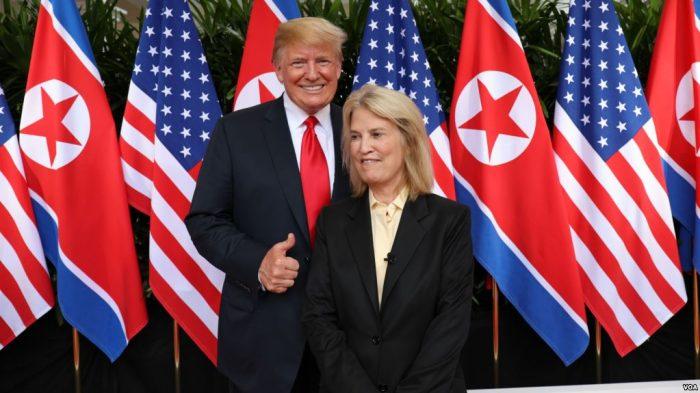 Trump : Berkomitmen berikan Jaminan Keamanan Bagi Korut