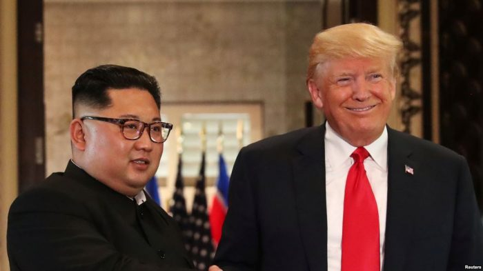 Pernyataan Bersama Trump dan Kim