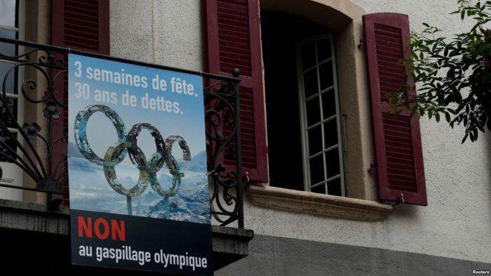 Tidak Akan Ada Olimpiade Musim Dingin di Swiss tahun 2026.