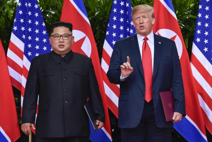 Perkembangan Terbaru Pasca Pertemuan Trump dan Kim di Singapura