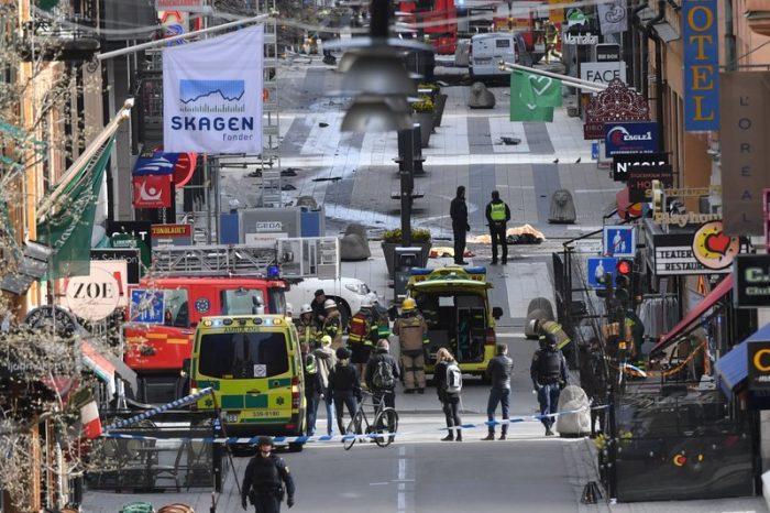 "Rakmat Akilov ""Penyerang Truk"" Di Swedia Dijatuhi Hukuman Seumur Hidup"