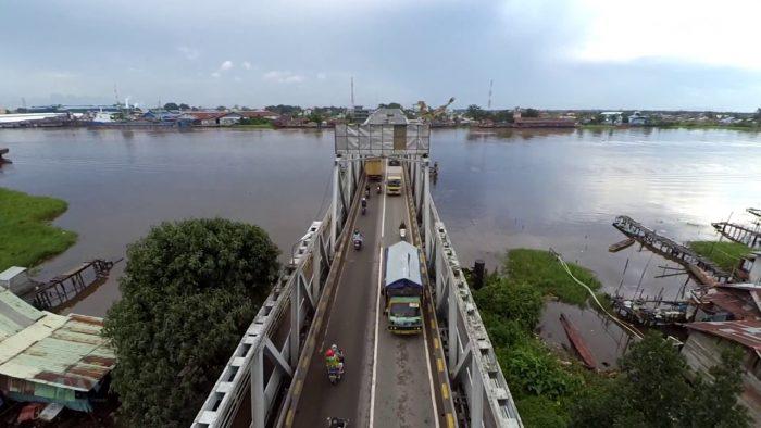 Pengerjaan Jembatan Tol Landak Dapat Diselesaikan Tepat Waktu