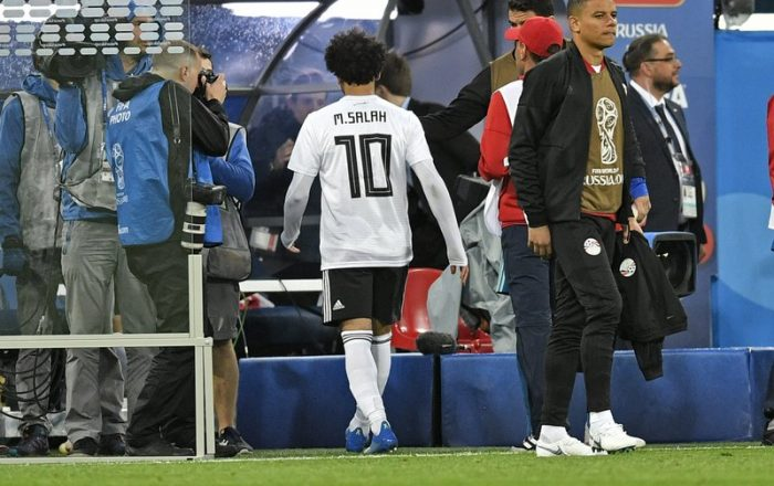 Setelah 2 pertandingan, Mesir tersingkir dari Piala Dunia