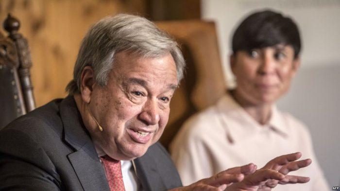 Sekjen PBB: Saat Ini Konflik Kekerasan Tertinggi dalam 30 tahun