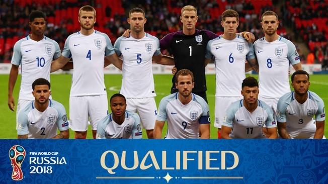 Tim Inggris Datang Ke Rusia Dengan Harapan Tinggi