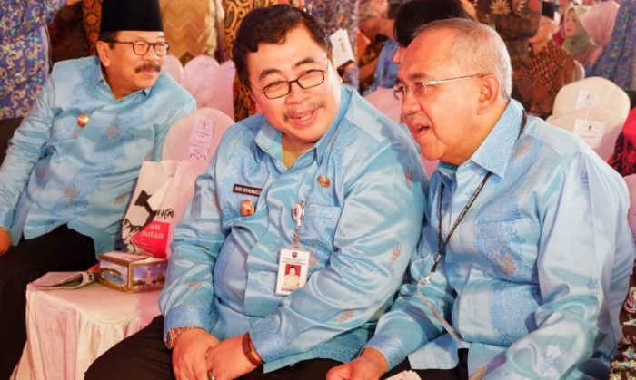 Pj Gubernur Kalbar Lantik Dewan Hakim MTQ Ke 27