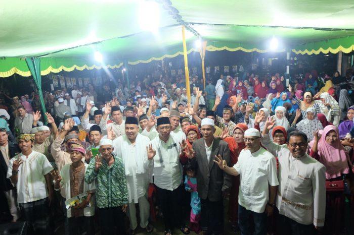 "Survei Poltracking Indonesia: Midji Norsan Masih Unggul 53.5%,"""