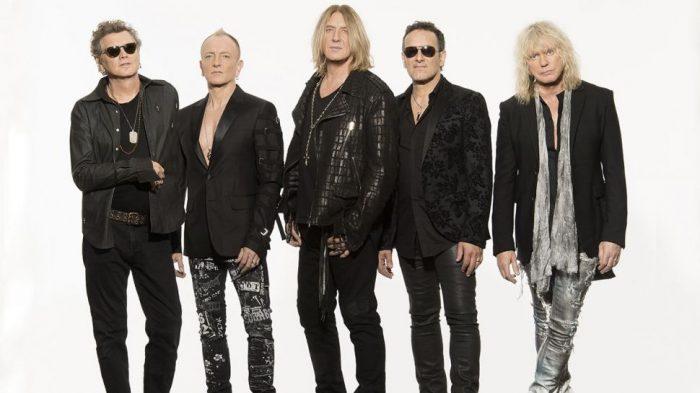 Band Rock Lawas Def Leppard Siapkan Tiga Materi Lagu Baru