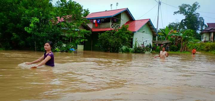 Kecamatan Kayan Hilir Kembali Banjir