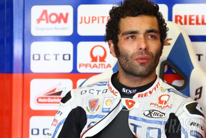 Ducati memilih Petrucci sebagai pengganti Lorenzo