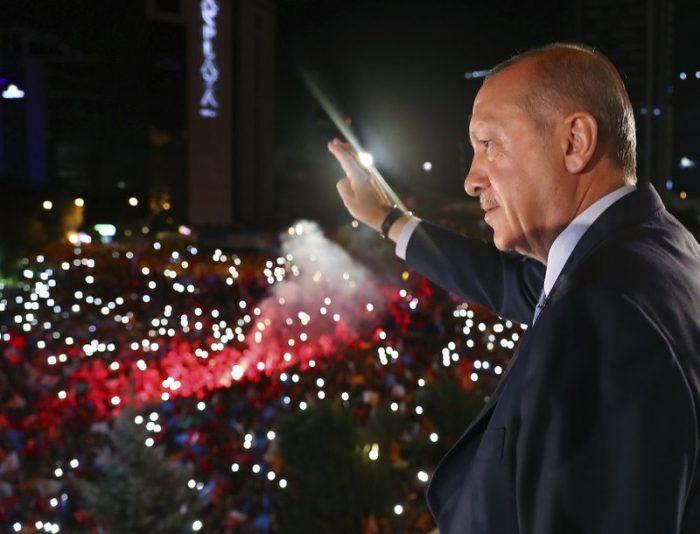 Endorgan Menangkan Pemilihan Presiden dan Parlemen Turki