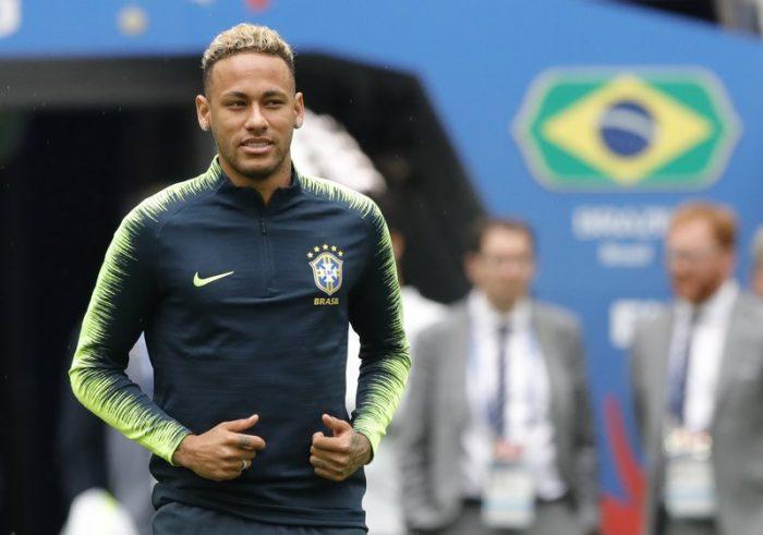 Neymar dipastikan Tampil di Pertandingan melawan Kosta Rika