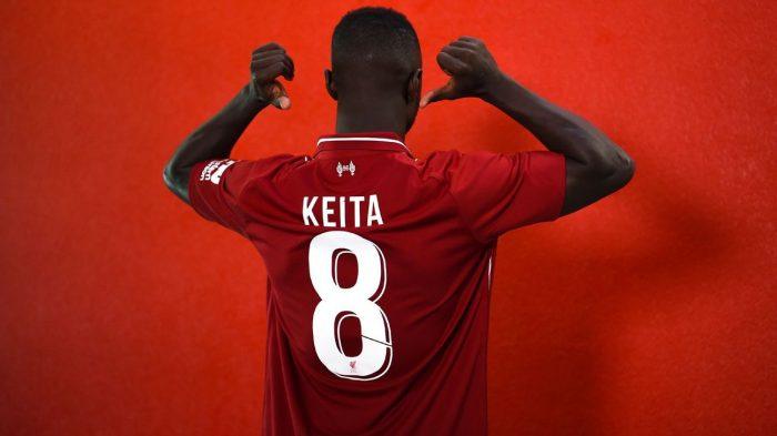3 Pengguna Nomor 8 di Liverpool sebelum Naby Keita.