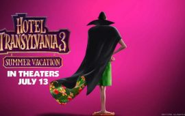 """Hotel Transylvania 3: Summer Vacation"" posisi pertama box office AS"
