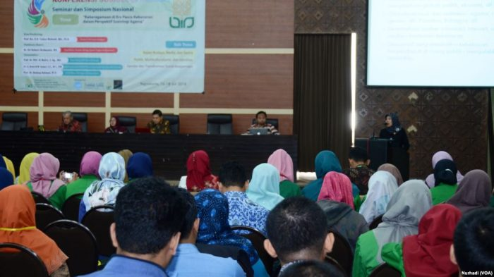 Tantangan Indonesia Menjadi Wajah Islam Dunia