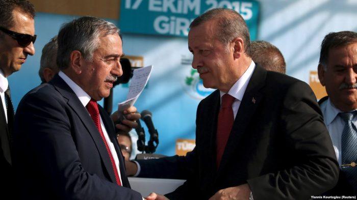 Erdogan Tak Biarkan Perjanjian Damai Rusak Warga Siprus-Yunani