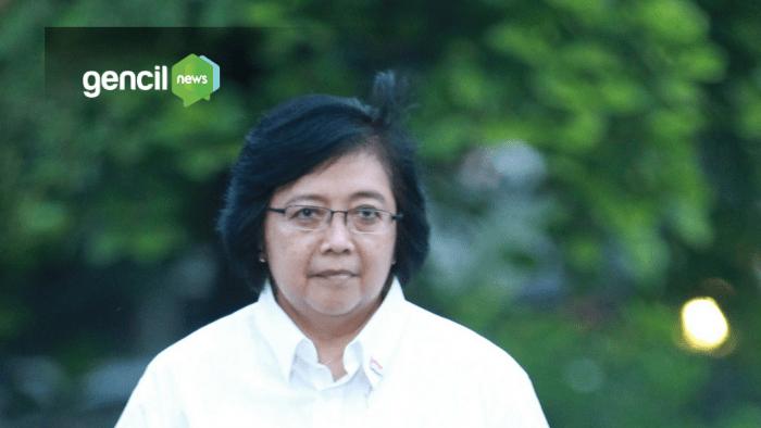 Mentri LHK: Saya Titip Lahan Gambut Untuk Dijaga